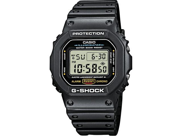 CASIO G-SHOCK DW-5600E-1VER Watch Men, black
